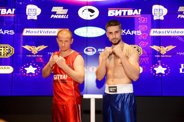 Олександр Алієв і Микита Вакулюк, фото: Тетяна Бундзило