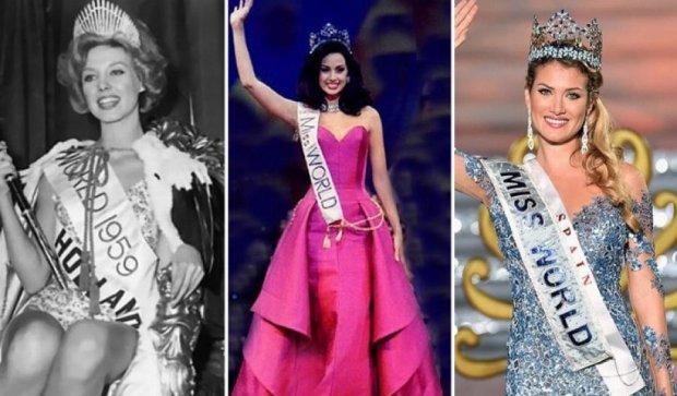 """Конкурс """"Мисс Мира"""": 65 лет красоты и скандалов"""