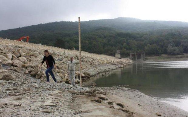 Муки спрагою: на Крим очікує нестача питної води