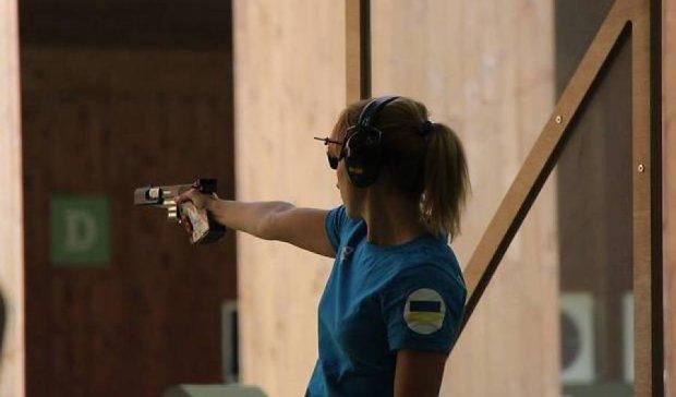 Сборная Украины выиграла золото по пулевой стрельбе на чемпионате европы