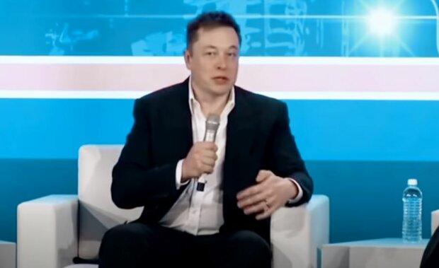 Ілон Маск, скріншот: YouTube