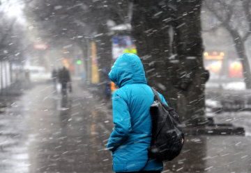 Погода на 12 лютого: таку бридоту ще треба пошукати