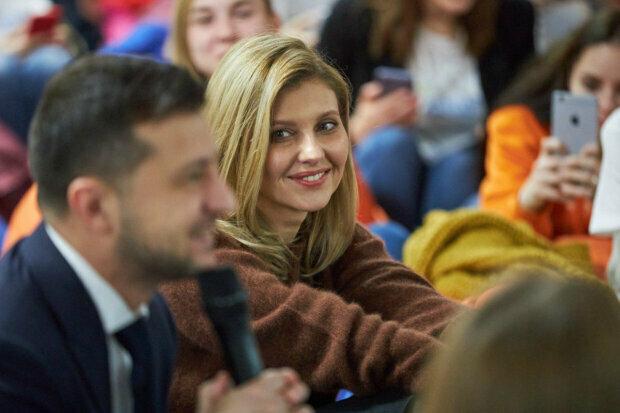 """Олена Зеленська розказала, як впливає на рішення президента: ″Я повинна бути позаду"""""""
