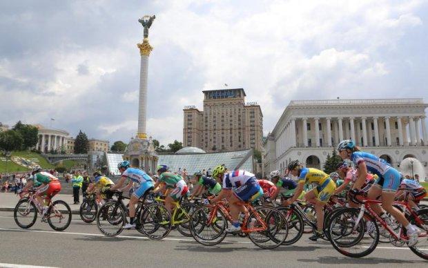 В Киеве пройдет международная велогонка Race Horizon Park