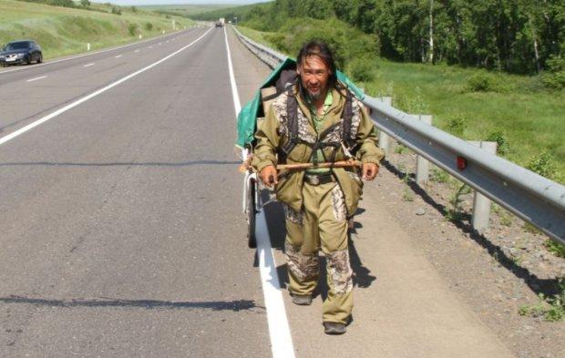 Демона-Путина прогонит шаман из Якутии: уже выехал в Москву