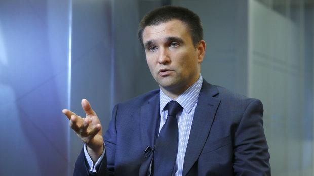 Клімкін заговорив про мир з Росією: у них забрали все