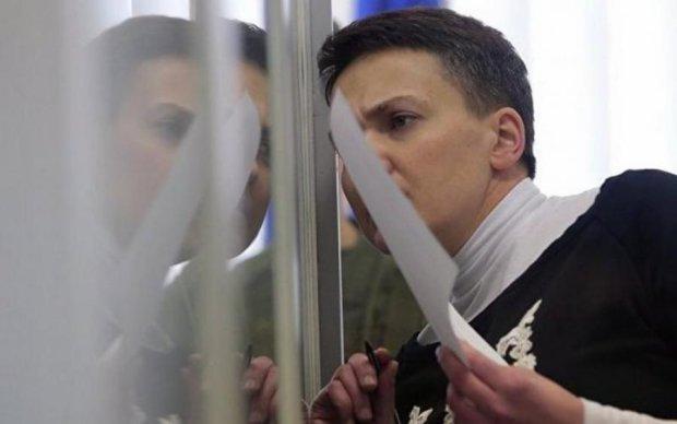 """Савченко в СІЗО вимагає публічного """"приниження"""""""
