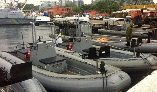 Сверхсовременные американские катера для спецназа тестируют в Одессе (фото)