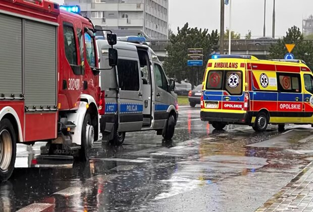 Польські спецслужби, кадр з відео