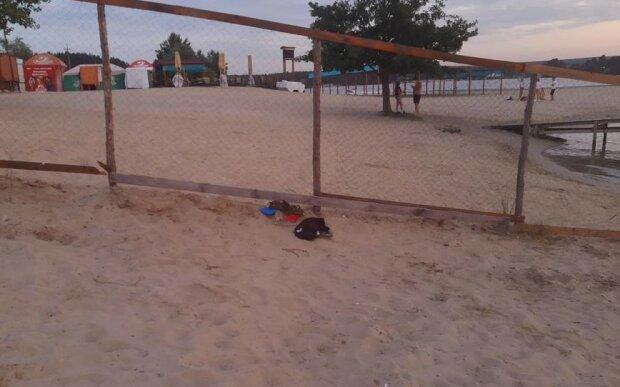 Под Харьковом 10-летний ребенок погиб на реке – отпустили на пляж одного
