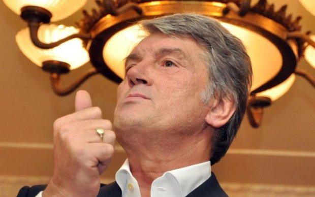 Жизнь как мед: сколько вы платите за старость Ющенко