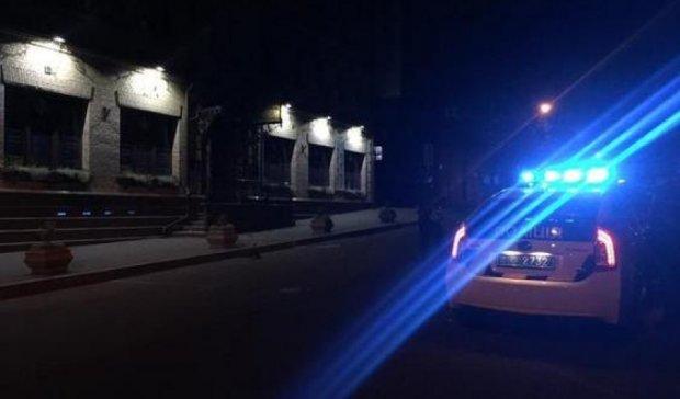 В Киеве ночью стреляли из гранатомета по отделению банка - подтверждение МВД (фото)
