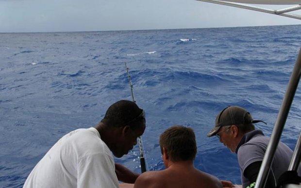 Рибалки вполювали сторічного монстра: відео