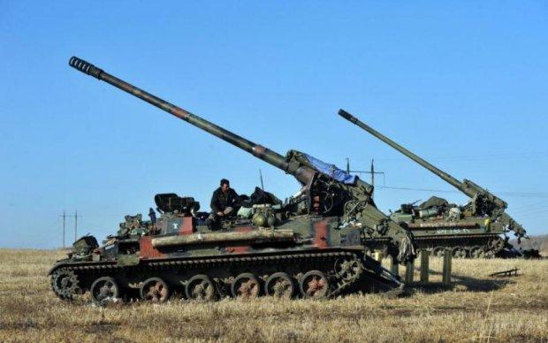 """Мощь, как она есть: всю силу украинских снарядов для """"Гиацинта"""" показали на видео"""