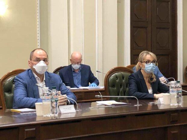 Министры Емец и Уманский подают в отставку, несмотря на кризис и пандемию, - Ирина Геращенко