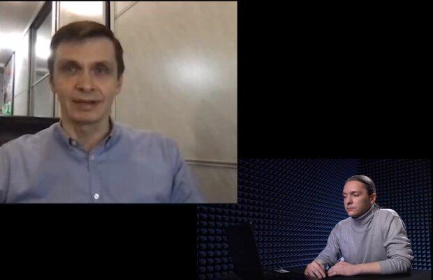 Сергій Таран, політолог \\ скріншот відео