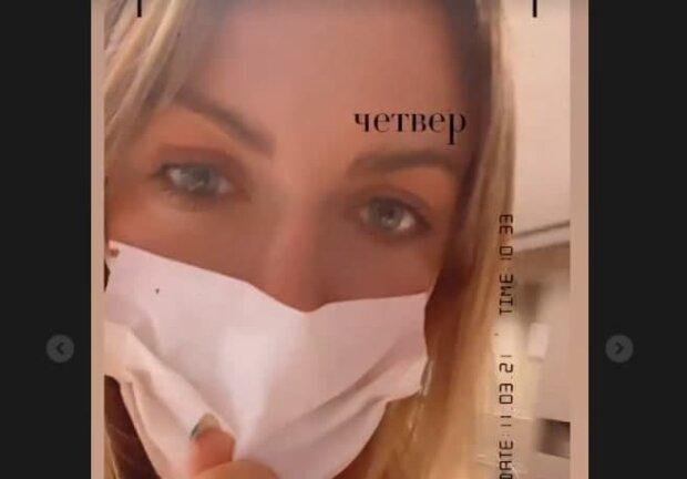 """Леся Никитюк засветила кольцо в больнице: """"Проблемы перед свадьбой?"""""""