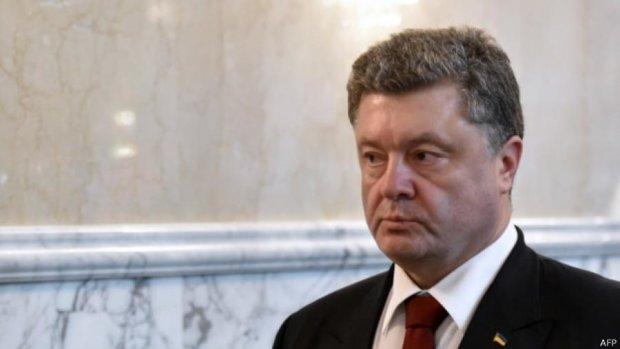 Порошенко визнав крах мінських угод