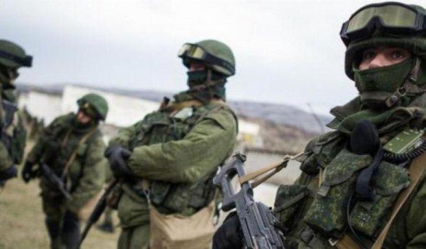 Жители Донецка научили хорошим манерам пьяного офицера РФ