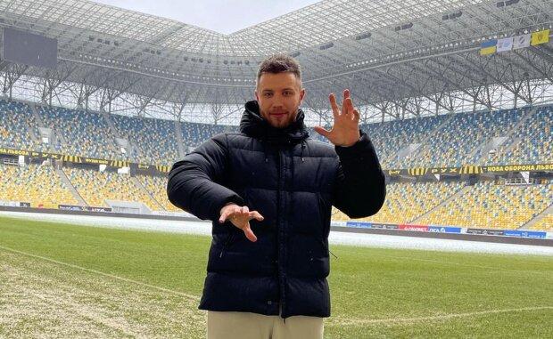 Михайло Заливако, Холостяк, фото з Instagram