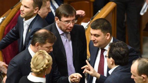 украинская политика