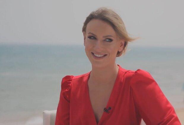 Леся Нікітюк, сріншот із відео