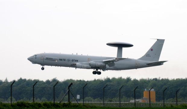 Над Крымом заметили американский самолет, оккупанты напряглись