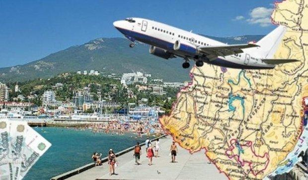 Ціна авіаквитка в Крим розлякала російських туристів
