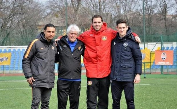 Шахтар за підтримки УЄФА розпочав підготовку дитячих тренерів у Краматорську