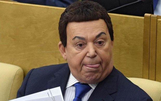 Кобзон здав місцезнаходження Януковича