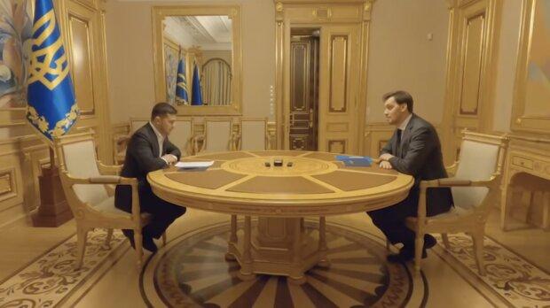 Зеленский тайно собрал совещание об отставке Гончарука, - СМИ