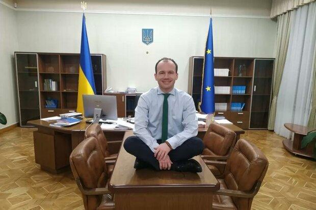 Денис Малюська, фото facebook.com/Denis Malyuska
