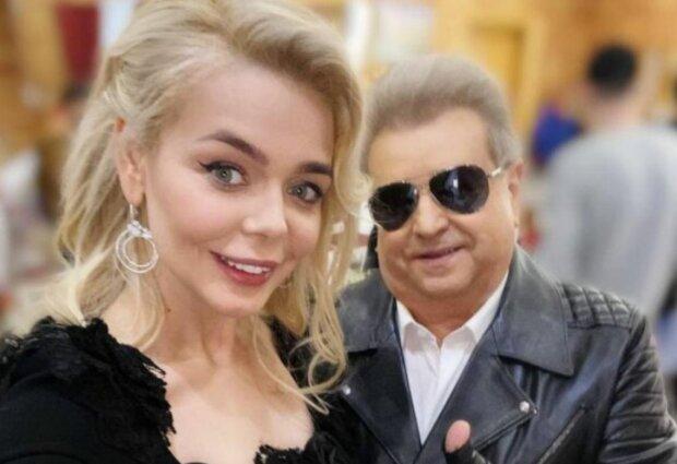 Михайло Поплавський і Аліна Гросу, фото: Instagram