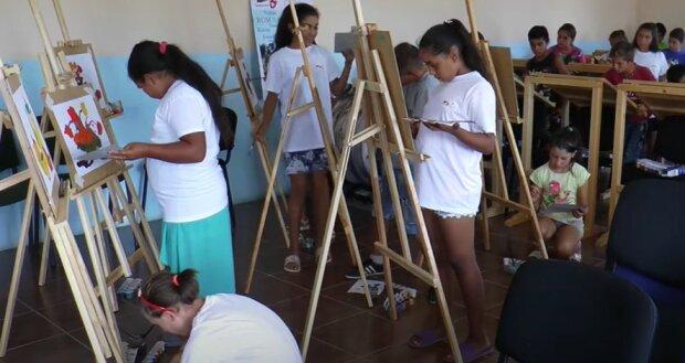 На Закарпатті відкрили школу ромського мистецтва, де