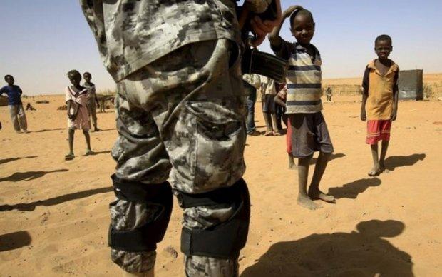 Миротворцы ООН развратили сотни детей во всем мире