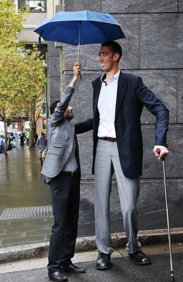 обитель самый высокий человек в турции фото последствии