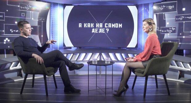 Олександр Лазарєв, скріншот відео