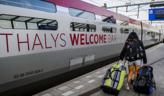 Диверсія на залізниці зупинила рух поїздів з Брюсселя