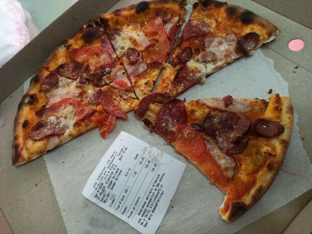 Пицца, фото Черный список