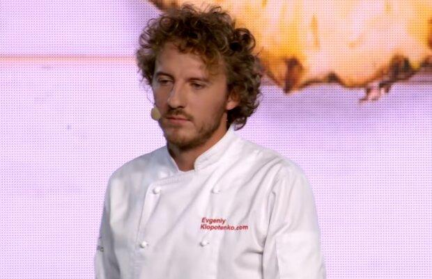 Евгений Клопотенко, скрин из видео