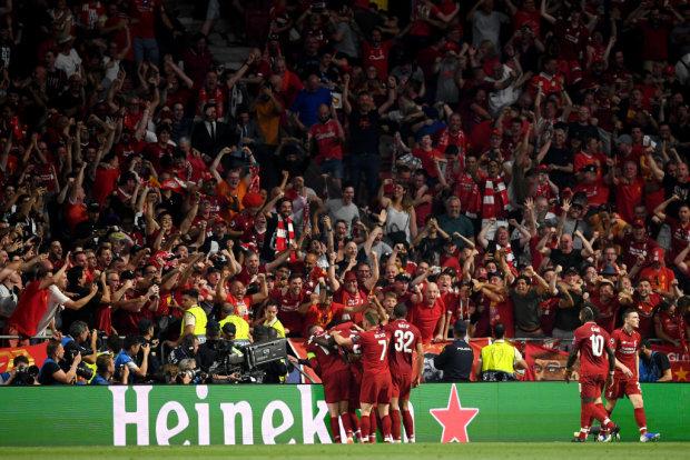 """""""Ливерпуль"""" выиграл Лигу чемпионов 2018/2019, Getty Images"""