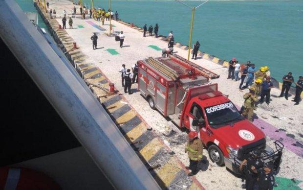 На туристичному поромі прогримів вибух: багато жертв