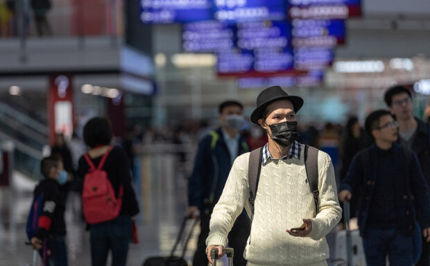 Коронавирус из Китая, фото: ТАСС