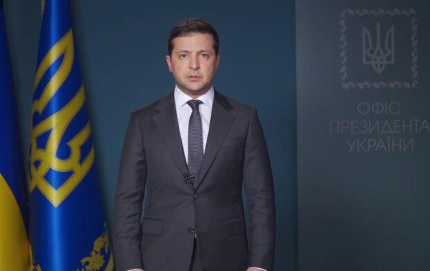 Володимир Зеленський, скріншот із відео: Facebook