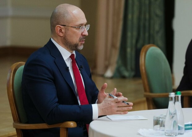 Денис Шмыгаль-фото Кабинет Министров Украины