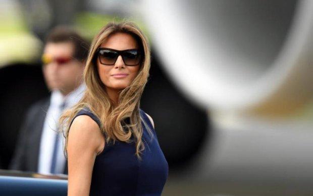 Мелания Трамп похвасталась капустой