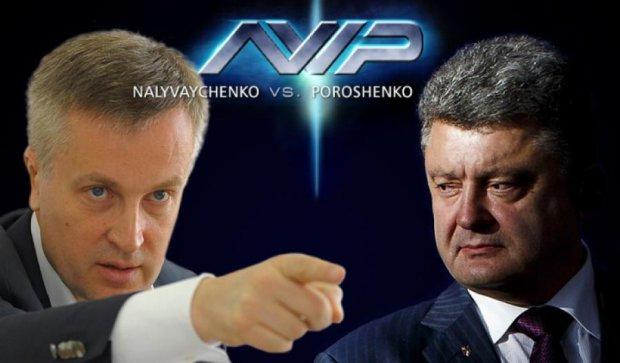 Порошенко «слил» Наливайченко ради своих людей в Генштабе