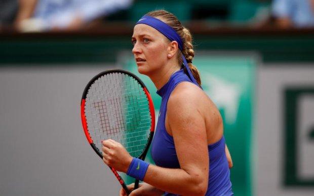 Ролан Гаррос (WTA): Вильямс, Квитова и Цибулкова прошли во второй круг