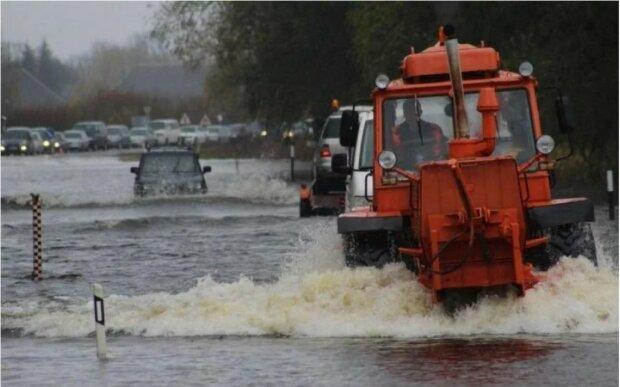 Львівщині загрожує потужний потоп після сніжної зими
