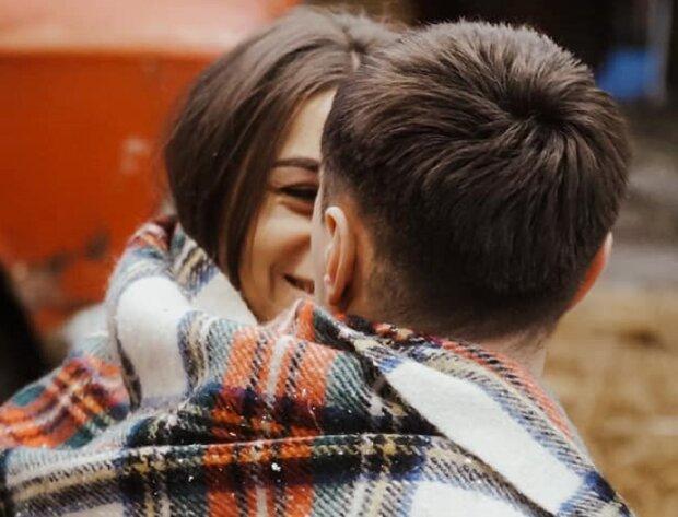Закохана пара, фото: Facebook Івано-Франківське міське відділення ДРАЦС